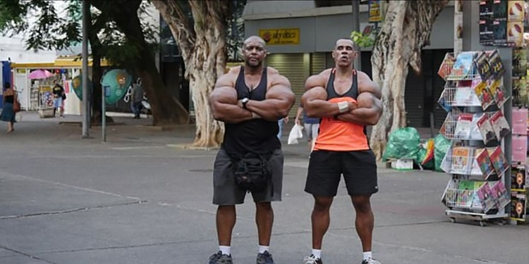 Brazilian brothers also resorted to the use of Synthol, in addition to steroids