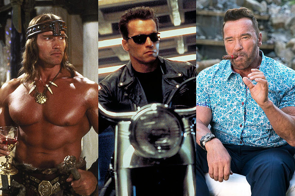 Schwarzenegger: Trump is a Terminator, He Wants to End Progress and Future
